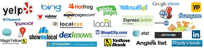 Your company needs to be listed on these major online business directories.